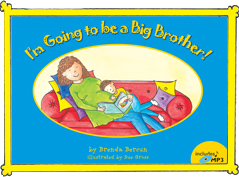 The cover of 'I'm Going to be a Big Brother'